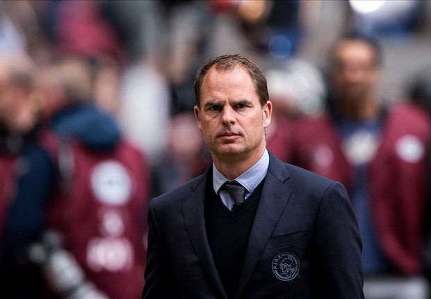 'I will listen to their offer' - Frank de Boer opens door to Tottenham move