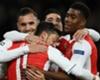 Ozil celebrates with special photo