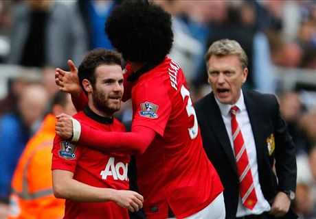 Mata: Don't blame Moyes; believe in him