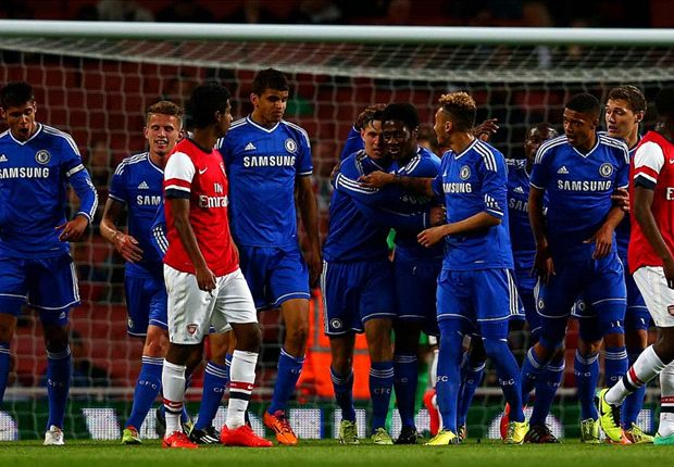 Arsenal 0-1 Chelsea (Agg 1-3): Colkett strike sends Blues into Youth Cup final
