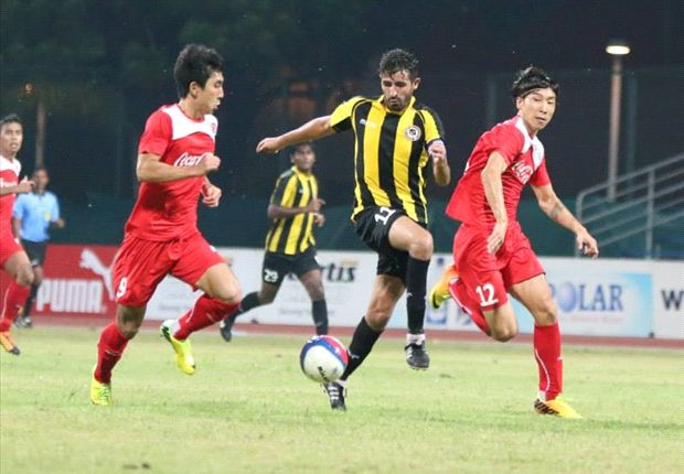 Four-star Home United rout Tanjong Pagar