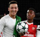 Ozil slammed over celebration photo