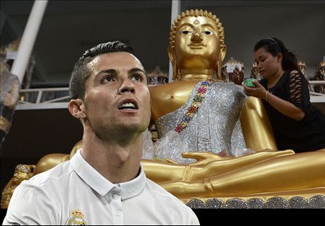 'Are you crazy?!' - CR7 ANGERS Buddhists