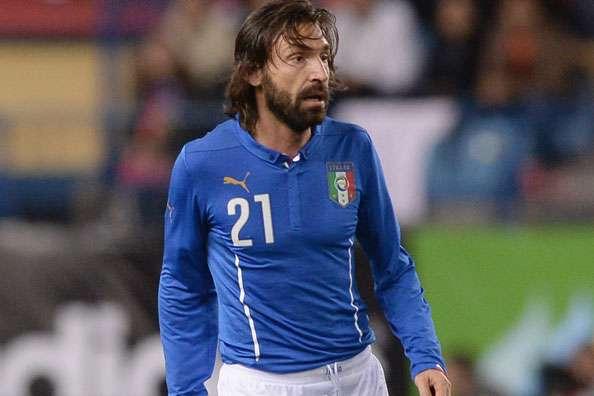 Hodgson pinpoints Pirlo as key Italy threat to England
