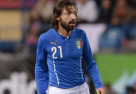 Hodgson pinpoints Pirlo as key Italy