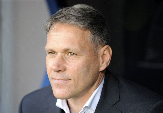 Van Basten to take over as AZ coach