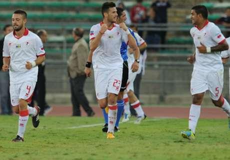 Serie B, 8ª - Pari tra Varese e Cittadella