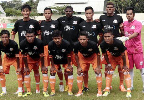 Laporan Pertandingan: Villa 2000 3-1 Persih Tembilahan