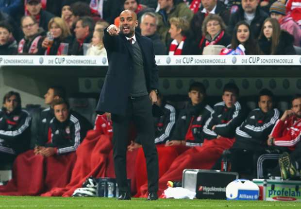 Guardiola confident Bayern slump is over