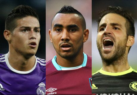 The players who could replace Ozil