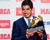 Suarez: Ballon d'Or about marketing