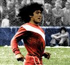 Remembering Maradona's debut