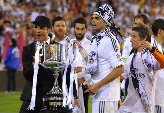 DAFTAR JUARA Copa Del Rey (1902-2014)