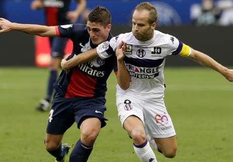 Toulouse, Didot et Spajic absents face à Lens