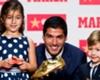 Suárez: Soñaba ganar la Premier