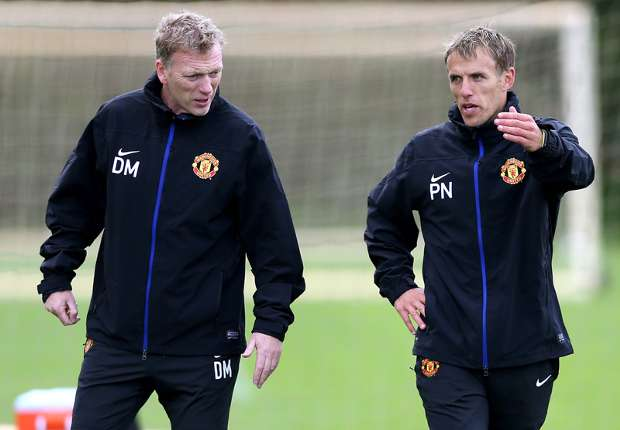 Neville haunted by Moyes' Manchester United sacking