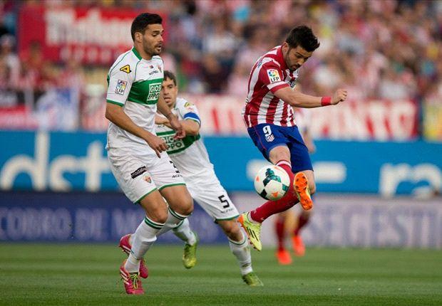 Atlético 2-0 Elche: El Atlético solventa su primera final con mucho sufrimiento