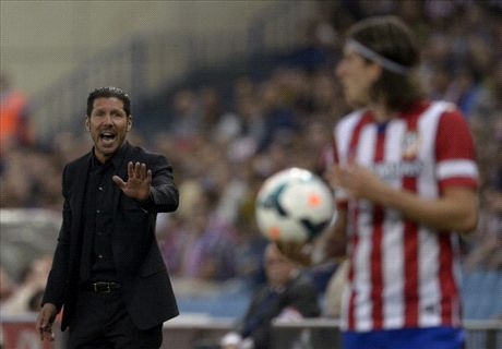 Atletico: Simeones Pressingmaschine