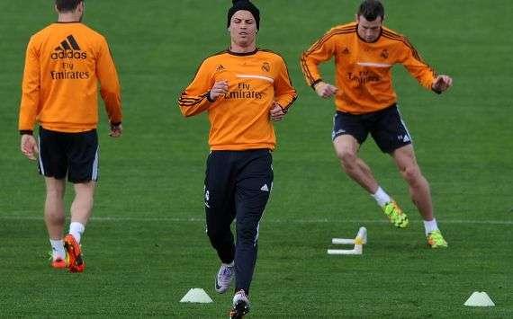 Ancelotti wary of risking Ronaldo against Bayern