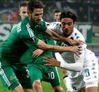 Un autogoal salva il Sassuolo: 1-1 a Vienna