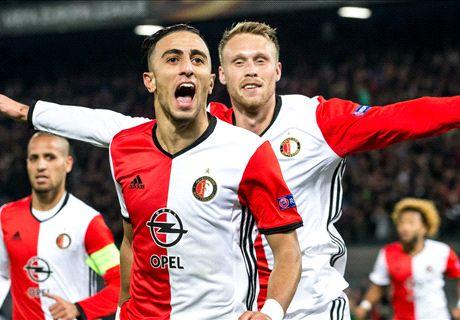 Feyenoord ontdoet zich van Zorya