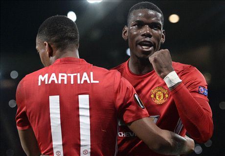 Pogba & Martial get the goals they needed