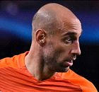 ZABALETA: Inter hold talks at Camp Nou