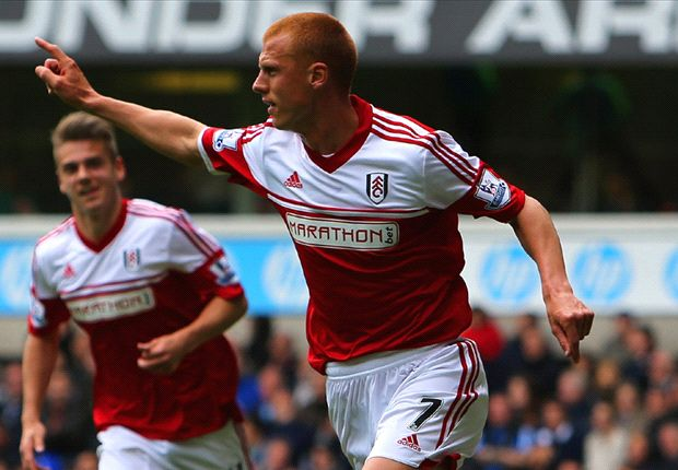 Sidwell saddened by Fulham exit
