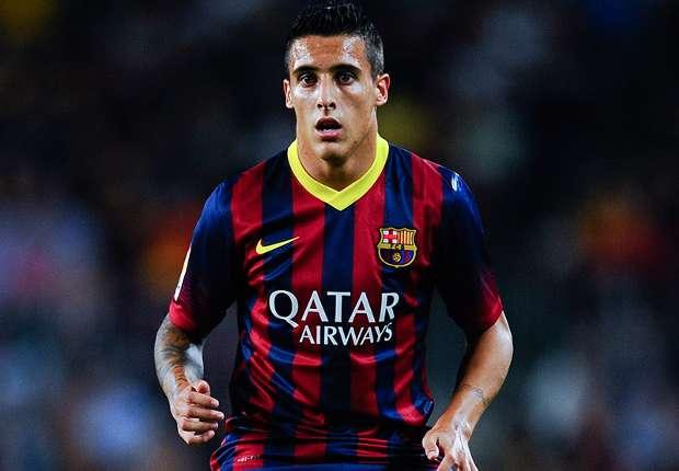 Cristian Tello estaría replanteándose su futuro en el Barcelona