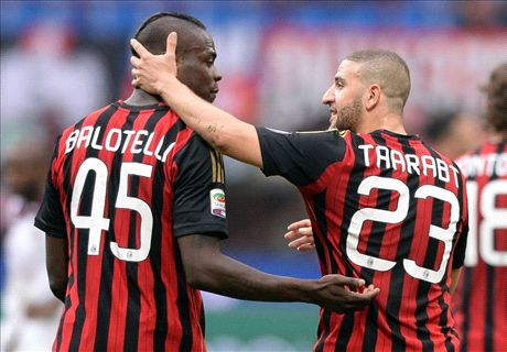 Balotelli: I have to improve