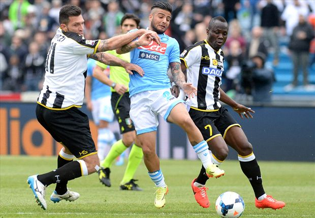 Udinese 1-1 Napoli: Partenopei share spoils with Zebrette
