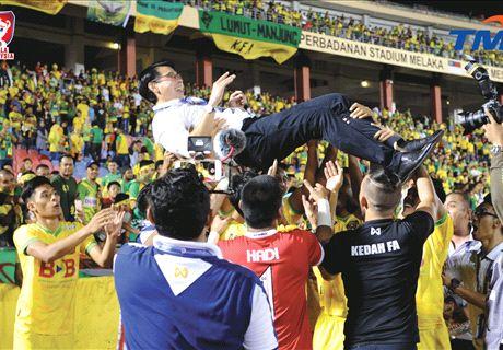 GALERI: TM Piala Malaysia 2016 separuh akhir kedua