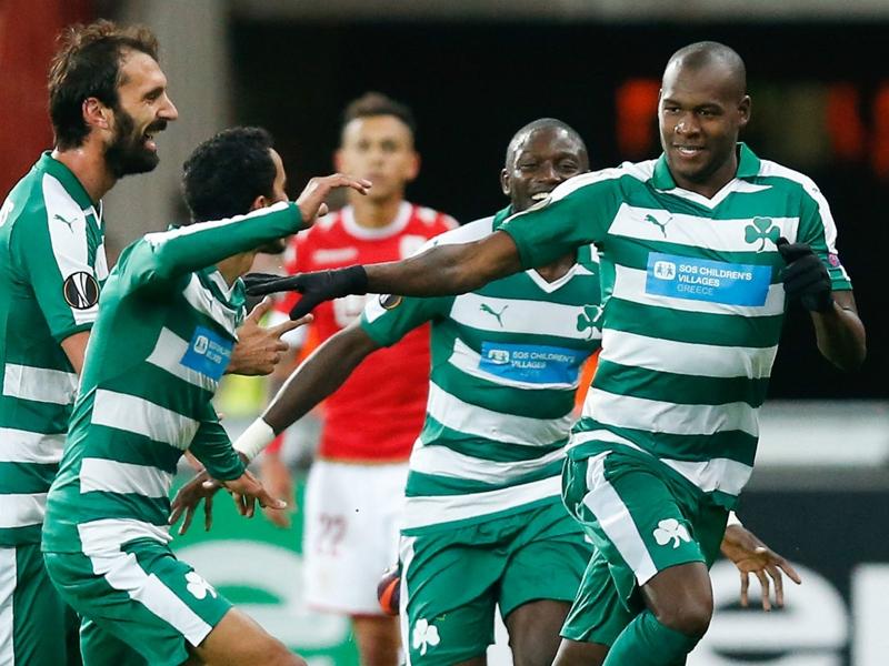 Standard-Panathinaikos, ex Serie A protagonisti: doppietta di Ibarbo, pareggia Belfodil