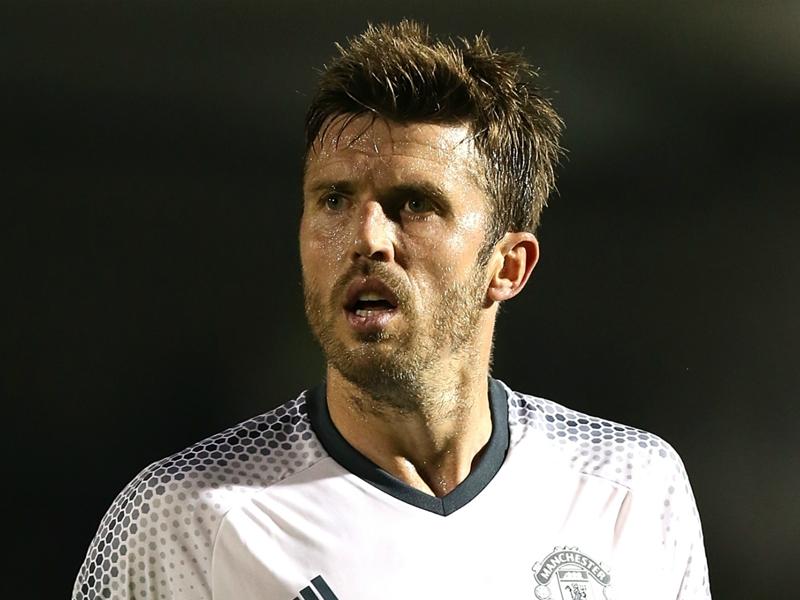 """Sherwood : """"Manchester City devrait acheter Carrick en janvier"""""""