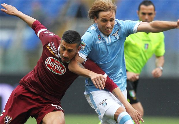 Zwischen Lazio und Turin war es ein heißer Kampf