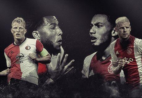 Gecombineerde Feyenoord - Ajax XI