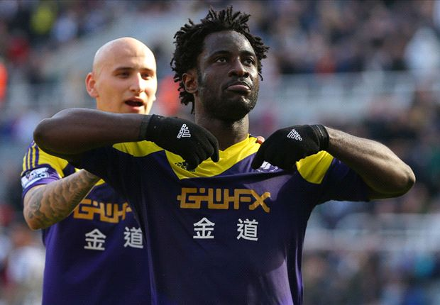 Ben Davies expects interest in Swansea striker Bony