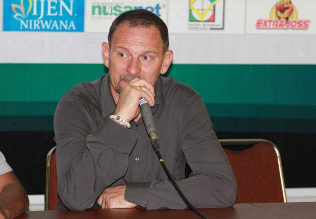 Dejan Antonic puas dengan penampilan timnya saat menaklukkan Sriwijaya FC, skor 2-1, Minggu (31/8) petang.
