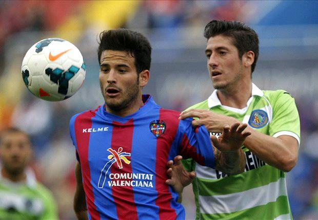 Levante 0-0 Getafe: Un punto que sabe a poco