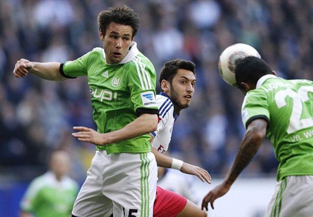 Christian Träsch und Wolfsburg waren obenauf
