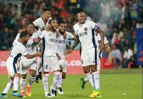 Richarlyson seals Gaurs' first win