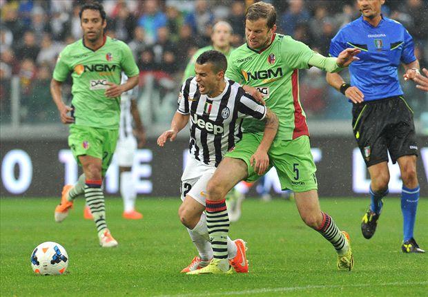 Juventus 1-0 Bologna: Pogba piledriver puts Bianconeri on brink of title
