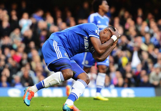 Chelsea 1-2 Sunderland: Borini penalty stuns Blues