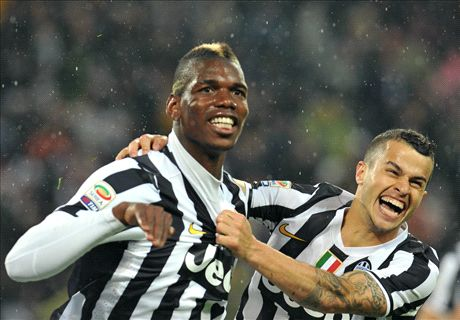 Pogba powers Juve closer to crown