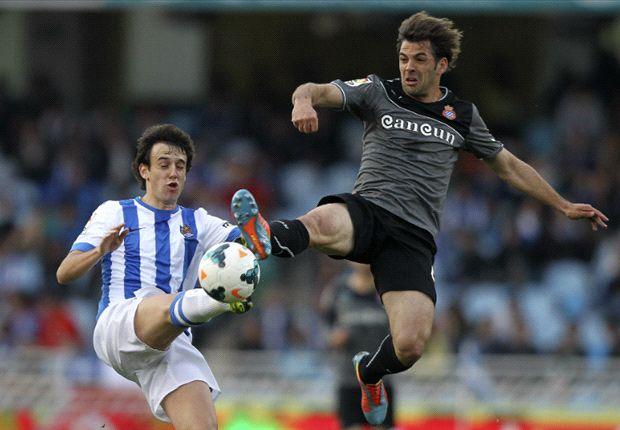 Real Sociedad 2-1 Espanyol: Carlos Vela desata la locura