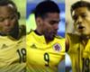 Tres viejos conocidos para Colombia