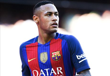 Neymar signs €115m Barca contract