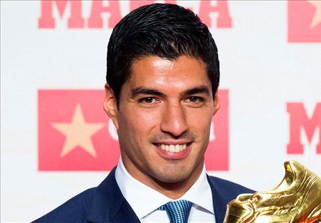 Suarez: Ballon d'Or is about marketing