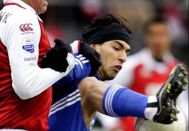 PSG Prepare For Kezman Departure, Eye AZ's Hector Moreno