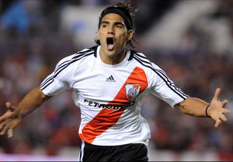 River Plate hint at Falcao return